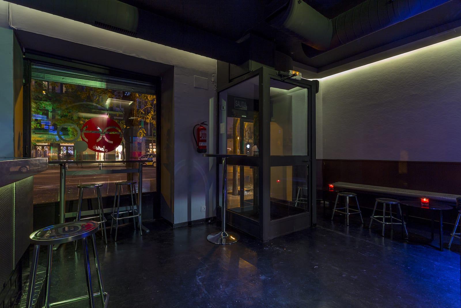 Daho Madrid alquiler locales fiestas