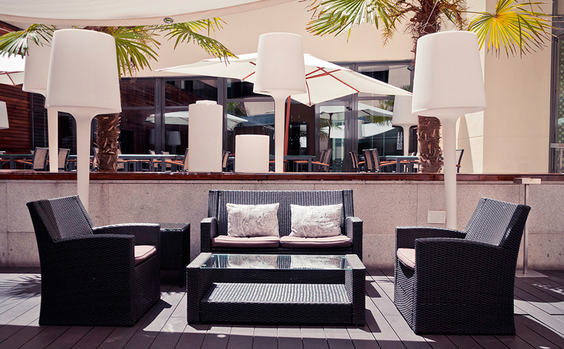 alquiler terraza eventos-barrio de las letras