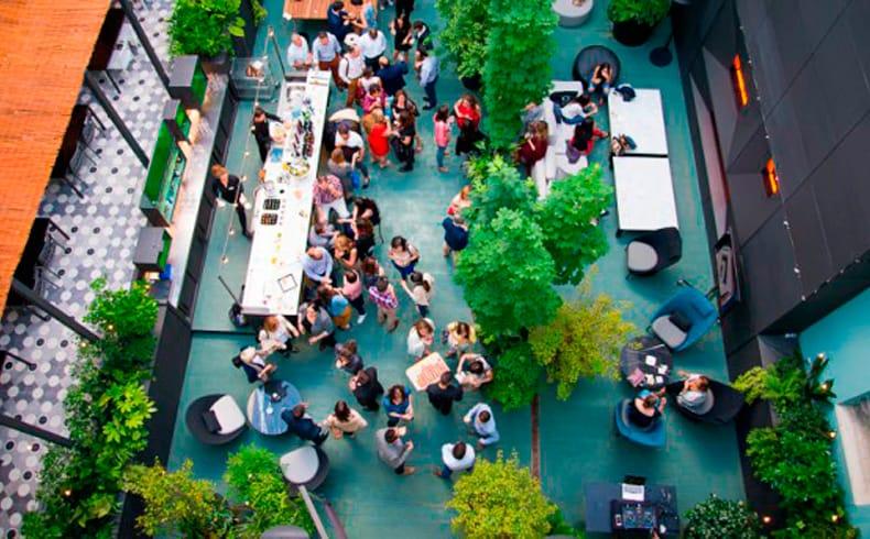 terrazas para eventos