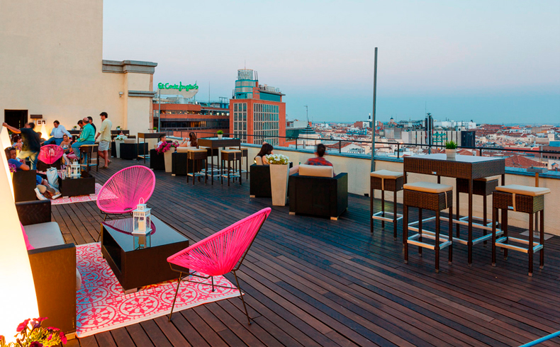 alquiler terrazas para eventos-gran via