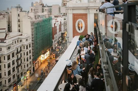 alquiler terraza para eventos-gran via